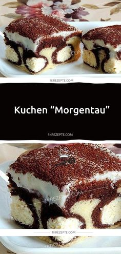 morgentau rezepte kuchen Kuchen Morgentau Rezepte Kuchen Morgentau RezepteYou can find Cookie recipes and more on our website Easy Cheesecake Recipes, Brownie Recipes, Cookie Recipes, Coconut Brownies, Frozen Puff Pastry, Pastry Shells, Beef Wellington, Food Cakes, Sweet Recipes
