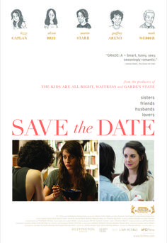 Save the Date (2012): 2.5/5