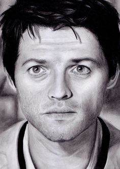 Castiel~ this is a DRAWING!!