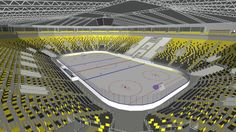 Oulu Arena- Finland - 3D Warehouse
