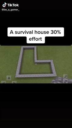 Video Minecraft, Minecraft House Tutorials, Minecraft Plans, Minecraft Tutorial, Minecraft Blueprints, Minecraft Art, Minecraft Crafts, Amazing Minecraft, Minecraft Bedroom