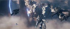 Il blog di Lollo: Opening di Halo 5: un Long Take fighissimo