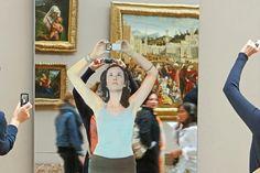 Quand Michelangelo Pistoletto mettait le Louvre en abyme | Flickr - Photo Sharing!