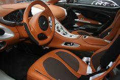 Interior of Aston Martin One77 Aston Martin Vulcan, New Aston Martin, Aston Martin Vanquish, Aston Martin Vantage, My Dream Car, Dream Cars, James Bond Cars, Hidden Agenda, Dashboard Car