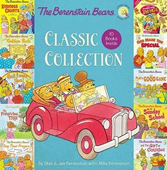 The Berenstain Bears Classic Collection (Box Set) (Berens...