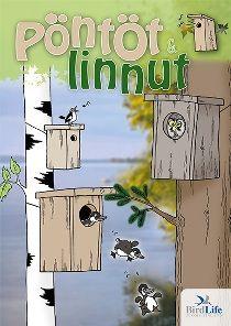 #Miljoonapönttöä - partioaitta - osallistu sinäkin - Linnunpönttöjen rakennusohjeet BirdLife