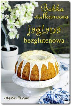 Babka wielkanocna jaglana i bezglutenowa Polish Recipes, Vanilla Cake, Cheesecake, Gluten Free, Cooking Recipes, Favorite Recipes, Easter, Healthy, Sweet