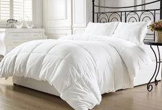 Looking for Duvet Covers Supplier Dubai? Shop our range of duvet covers at Dubai Interiors. Finish your home with our beautiful range of duvet covers all at great prices. Down Comforter, King Comforter, Comforter Sets, Comforter Cover, Queen Bedding, Pottery Barn, Ikea, White Duvet, Shabby