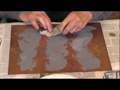 Maureen's Printmaking Master Classes in Video Liquid Metal, Master Class, Printmaking, Mixed Media, How To Make, Crafts, Manualidades, Printing, Handmade Crafts