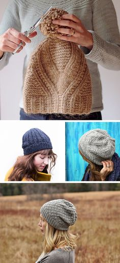 8182820c235 New Favorites  Mad about hats Simply Knitting