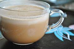 The Audacious Cook: Salted Dark Chocolate Latte (use alternative sweetener)