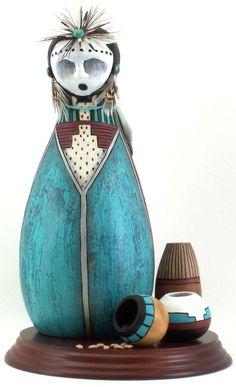 Gourd Figure