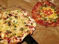 Húszperces pizza