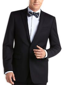 Calvin Klein Navy Extreme Slim Fit Suit