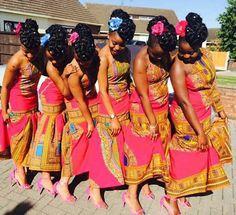 African print dashiki gown/ dashiki dress by TMFashionaccessories African Love, African Beauty, Dashiki Dress, African American Hairstyles, African Print Fashion, Marie, Creations, Hair Beauty, Bridesmaid