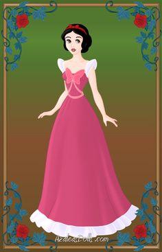Snow White as Cinderella 3