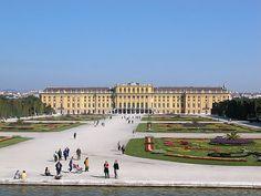 Schloss Schönbrunn - Wenen - Oostenrijk