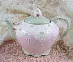 Whimsical Bliss Studios - Sweet Little Teapot