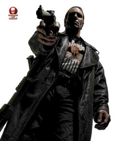 The Punisher by Tim Bradstreet                                                                                                                                                      More