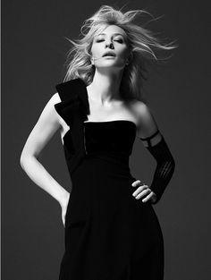 Cate Blanchett by Felix Lammers, 2007