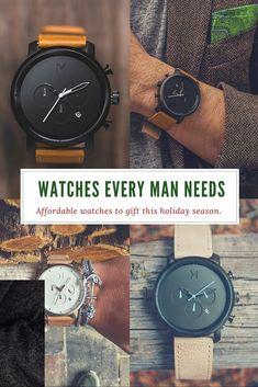 Gift Ideas // MVMT Watches