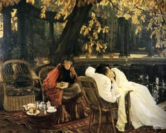 james tissot paintings - Google Search