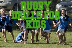 Rugby drills for kids are simpler to the rugby drills for adults only less stressful because kids haven't development such strong muscles as adults yet. Here as our rugby drills for kids list we have complied out of our best knowledge. Rugby Drills, Rugby Coaching, Rugby Training, Adults Only, Siblings, Kids Playing, Plays, Muscles, Crossfit