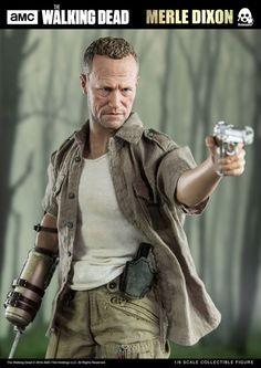The Walking Dead - Merle Dixon