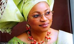 The wealthiest black woman in the world, Folorunsho Alakija, an oil tycoon from Nigeria, reportedly worth at least 3.3 billion US Dollars