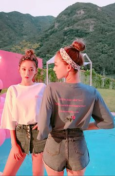 chuu - Rose Print Oversized T-Shirt #koreanfashion #koreanstyle #flashdeal #chuu