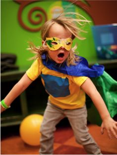 Super Hero Training Party  Photography-by-Small-Fry-contributor-Cee-Bee-Photography.-Jenna's-oldest,-Quinn,-turned-...