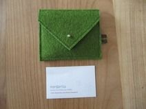 Taschen Mini Visitenkarten