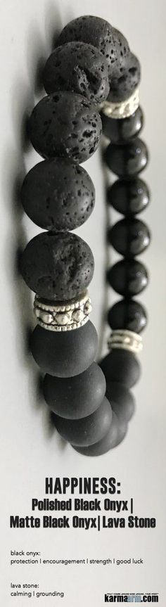 I would love a lava stone bracelet to put my essential oils on!
