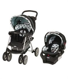 stoller that's supposed to be best for us-- Metrolite Travel System with carseat