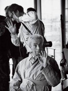 Michelangelo Antonioni & Wim Wenders