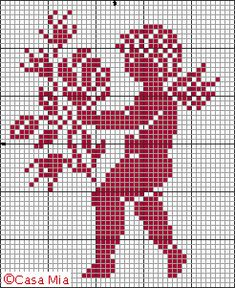 Thrilling Designing Your Own Cross Stitch Embroidery Patterns Ideas. Exhilarating Designing Your Own Cross Stitch Embroidery Patterns Ideas. Stitch And Angel, Cross Stitch Angels, Xmas Cross Stitch, Cross Stitch Love, Beaded Cross Stitch, Cross Stitch Designs, Cross Stitch Embroidery, Embroidery Patterns, Cross Stitch Patterns