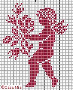 Casamia in Italia - Cross Stitch Pattern