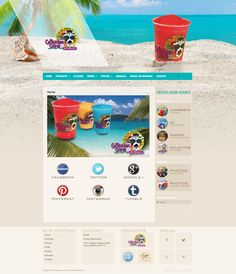 Check out our new website that was launched today via http://www.CaribbeanCreme.com