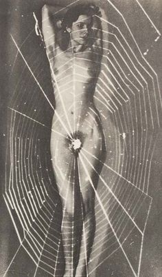 Man Ray:Spider Woman