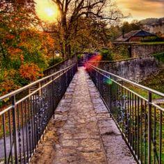 The Wishing Bridge, Neuchatel Switzerland
