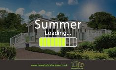 ‪#‎Summer‬ is right around the corner!  Are you ready to holiday at your own ‪#‎holidayHome‬?  If not get in touch - http://www.newstaticsforsale.co.uk/