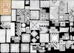 hardanger patterns free | stitch hardanger embroidery and choose from free hardanger patterns to ...