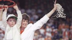 A number of people are posting thoughts, prayers and support on social media for long-time Tennessee Lady Vols coach Pat Summitt.