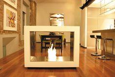 Stylish Portable Electric Fireplace