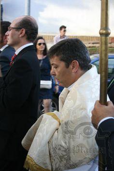 Procesión de impedidos de San Sebastian. Fotos de Juan Antonio Sánchez.