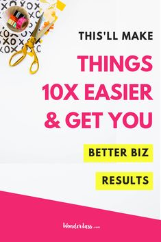 Ever wonder how you can more effectively grow your online business? This'll make things 10x easier and get you better biz results! #businesstips #onlinemarketing #emaillist #passiveincome #contentmarketing