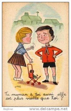 humour enfant - Delcampe.fr d utreix