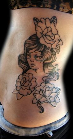 41 best gypsy rose tattoo images on pinterest gypsy rose rose