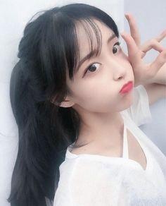 Naughty or nice Ulzzang Korean Girl, Cute Korean Girl, Pretty Asian, Beautiful Asian Girls, Cute Girl Face, Cool Girl, Ullzang Boys, Asian Beauty, Korean Beauty