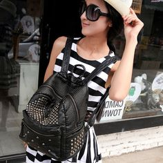 28.60$  Watch now - https://alitems.com/g/1e8d114494b01f4c715516525dc3e8/?i=5&ulp=https%3A%2F%2Fwww.aliexpress.com%2Fitem%2F2015-new-Fashion-women-backpack-bags-famous-brand-handbag-leather-lady-clutches-diagonal-mochila-feminina-kawaii%2F32493989589.html - 2015 new Fashion women backpack bag famous brand hand bag leather lady clutches diagonal mochila feminina kawaii travel backpack